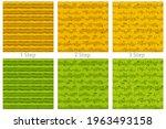 seamless texture cartoon grass  ...