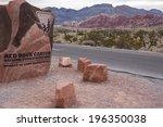 Red Rock Canyon Near Las Vegas...