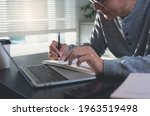 asian casual business man with...   Shutterstock . vector #1963519498