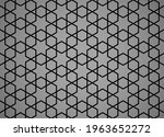 the geometric pattern with... | Shutterstock .eps vector #1963652272
