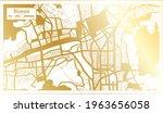 busan south korea city map in... | Shutterstock .eps vector #1963656058