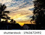 South Florida Sunset Over...
