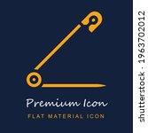 brooch premium material ui ux... | Shutterstock .eps vector #1963702012