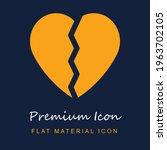 broken heart premium material...