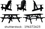Adirondack Chair Free Vector Art - (246 Free Downloads)