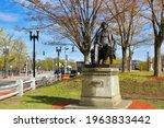 Boston Massachusetts   April 23 ...