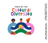 world day for cultural... | Shutterstock .eps vector #1963837642