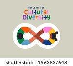 world day for cultural... | Shutterstock .eps vector #1963837648