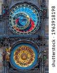 Vertical Prague Astronomical...