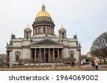 saint petersburg  russia  ...   Shutterstock . vector #1964069002