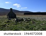 Remains Of Stone Home In The...