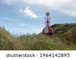 Old Polyurea Sea Buoy On The...