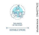 study length concept icon.... | Shutterstock .eps vector #1964277622