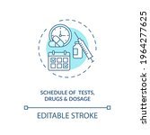 tests  drugs and dosage... | Shutterstock .eps vector #1964277625