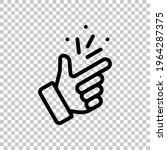 Snap Finger  Sign Of Easy ...