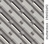 abstract striped textured... | Shutterstock .eps vector #196431692