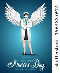 12 may. happy international... | Shutterstock .eps vector #1964335942