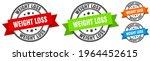 weight loss stamp. weight loss... | Shutterstock .eps vector #1964452615