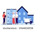 property insurance people... | Shutterstock .eps vector #1964818558
