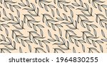 floral seamless pattern boho...   Shutterstock .eps vector #1964830255
