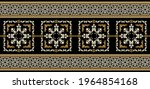 seamless pattern decorated with ... | Shutterstock .eps vector #1964854168