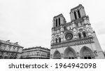 Notre Dame De Paris Exterior ...