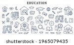 education banner icon. personal ...