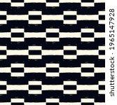 ethnic motif handdrawn print.... | Shutterstock .eps vector #1965147928