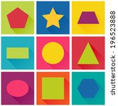 vector flat design  concept for ... | Shutterstock .eps vector #196523888