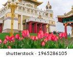 Elista. Republic Of Kalmykia....