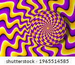 yellow and purple background...   Shutterstock .eps vector #1965514585