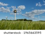 Big Weather Station With...