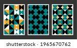 one geometric bundle full color ... | Shutterstock .eps vector #1965670762