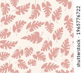 seamless pattern with pink...   Shutterstock .eps vector #1965776722