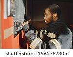Portrait Of A Firefighter...