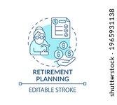 retirement planning concept... | Shutterstock .eps vector #1965931138