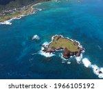 Small Island Off The Shore Of O'...