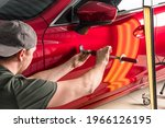 Removal Of Dents Without...