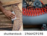 the man who is a furniture...   Shutterstock . vector #1966429198