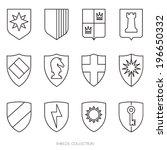 Simple Shields Badges Design ...