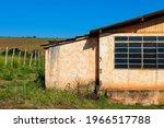 Abandoned School Building In...