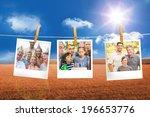 composite image of instant... | Shutterstock . vector #196653776