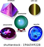 Gems  Amethyst   Alexandrite  ...