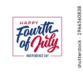 happy 4th of july usa festive...   Shutterstock .eps vector #1966560838