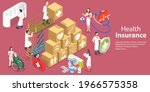 3d isometric flat vector... | Shutterstock .eps vector #1966575358