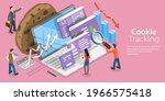 3d isometric flat vector... | Shutterstock .eps vector #1966575418