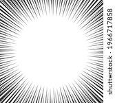 white and black ray burst style ...   Shutterstock .eps vector #1966717858