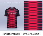 fabric textile design for sport ... | Shutterstock .eps vector #1966762855