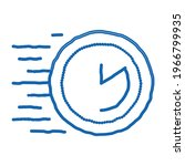 time expiration sketch icon...   Shutterstock .eps vector #1966799935