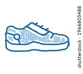 special sports shoes sketch...   Shutterstock .eps vector #1966805488